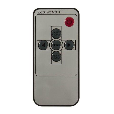 """Подголовник с 7"""" монитором для Toyota RAV4 Превью 4"""