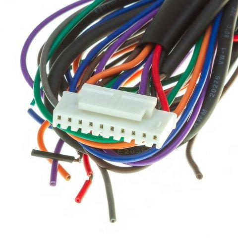QVI-кабель питания 10-pin для автомобильных видеоинтерфейсов Превью 2