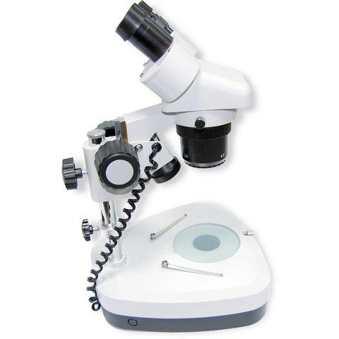 Бінокулярний мікроскоп ZTX-20 -C2 (20x; 2x/4x) Прев'ю 3