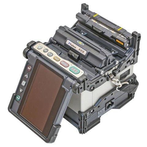 """Зварювальний апарат для оптоволокна Fujikura 80S+ """"Kit-A"""" Standard Прев'ю 7"""