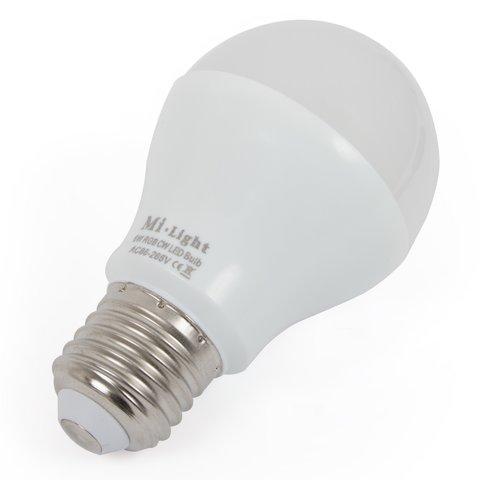 Світлодіодна лампочка MiLight RGBW 6W E27 CW Прев'ю 1