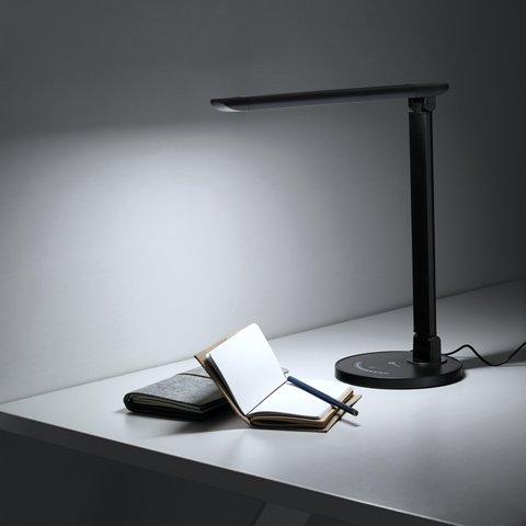 Настільна безтіньова лампа TaoTronics TT-DL13, чорна, EU Прев'ю 2