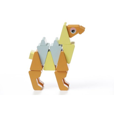 CUBIKA Верблюд-акробат LA-3 Прев'ю 2