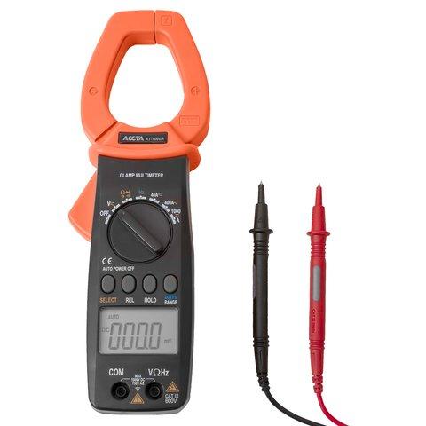 Струмовимірювальні кліщі Accta AT-1000A Прев'ю 5