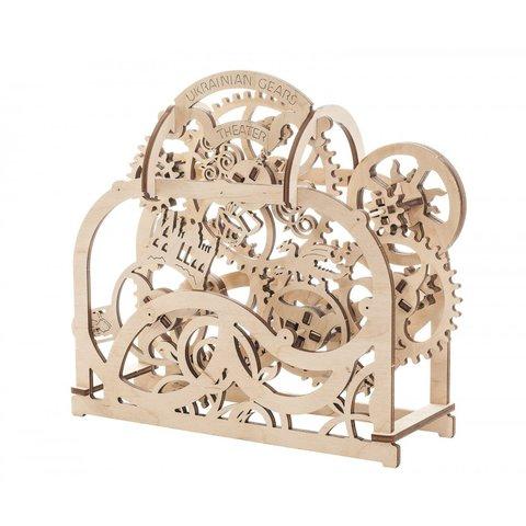 Механічний 3D-пазл UGEARS Театр - /*Photo|product*/