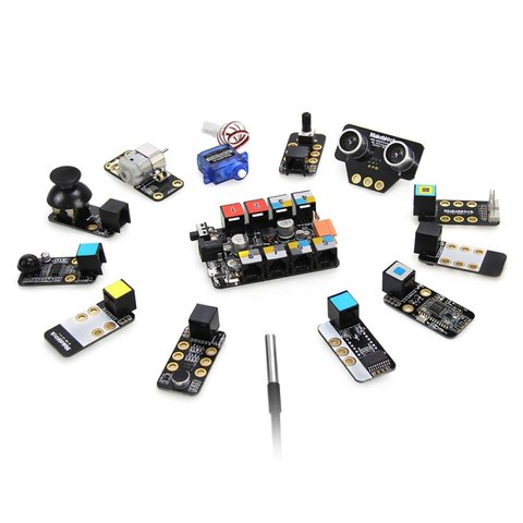 STEM-набор изобретателя Makeblock Inventor Electronic Kit Превью 1