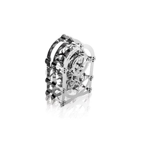 Металевий механічний 3D-пазл Time4Machine Mysterious Timer Прев'ю 4