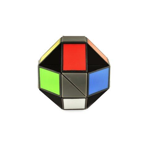 Головоломка Кубік Рубіка Rubik's Змійка (різнокольорова) Прев'ю 1