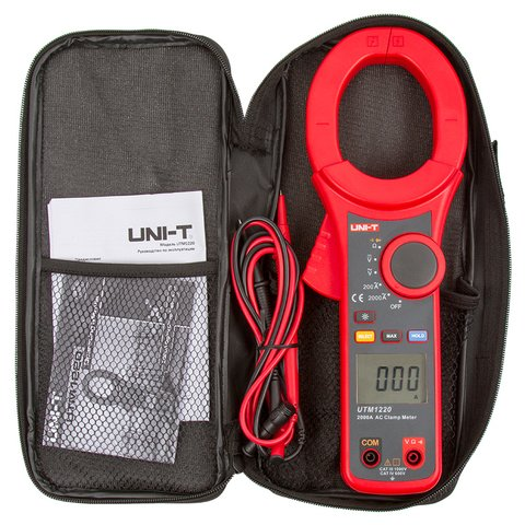 Digital Clamp Meter UNI-T UT220 Preview 1