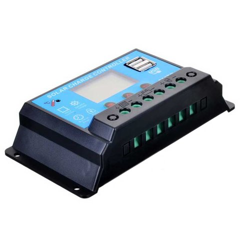 PVI-PWM-10A Solar Charge Controller (10 A) Preview 2