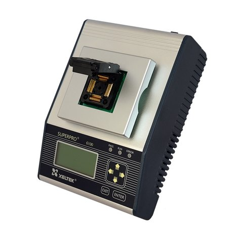 USB Interfaced Universal Programmer Xeltek SuperPro 6100N