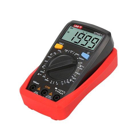 Pocket Digital Multimeter UNI-T UT33C+ Preview 2