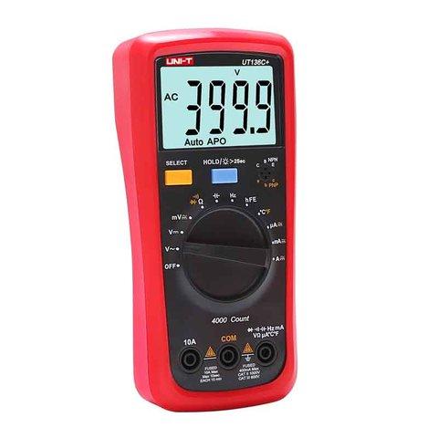 Digital Multimeter UNI-T UT136C+ Preview 1